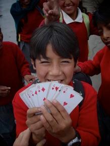 Young Ecuadorian Apprentice