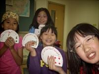 magic students in Daejeon, South Korea