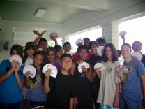 magic students in Waianae, HI